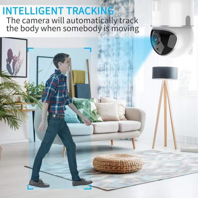 Enerna IoTech婴儿老人照护WiFi相机与其他智能设备的链接,用于视频现场监控