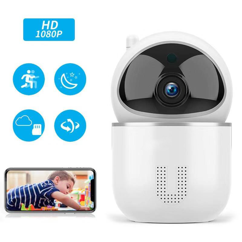 Enerna IoTech Baby Kids Elderly Home Security Care WiFi Remote Video Monitoring Camera