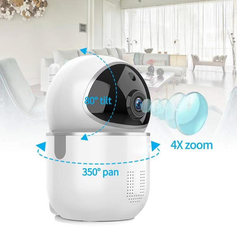 Enerna IoTech Smart Baby Kids Elderly Care WiFi Remote Monitoring Camera