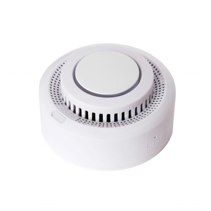 Enerna IoTech Smart Wireless TUYA WIFI Fire Smoke Alarm Detector