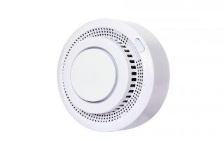 Enerna IoTech Tuya Smart WIFI smoke alarm detector for home security alarm system