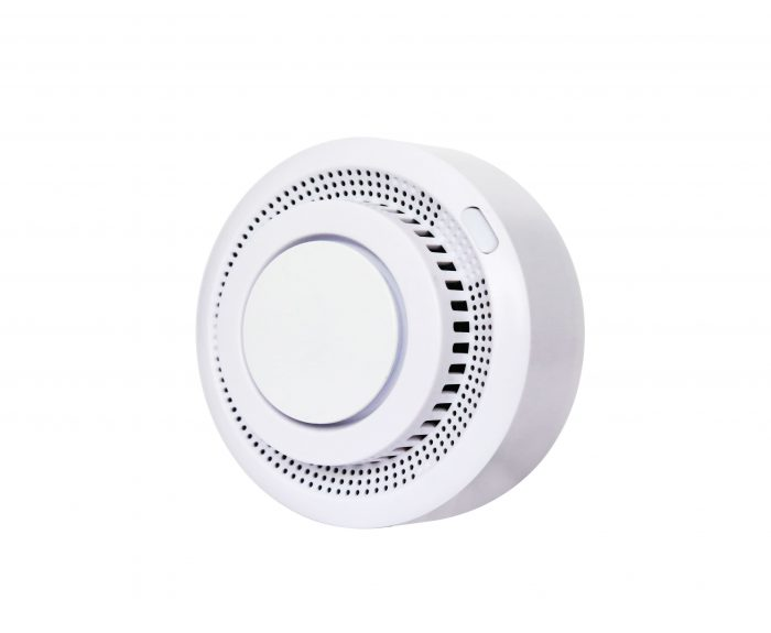 Enerna IoTech Tuya Smart WIFI smoke alarm detector for home security alarm system