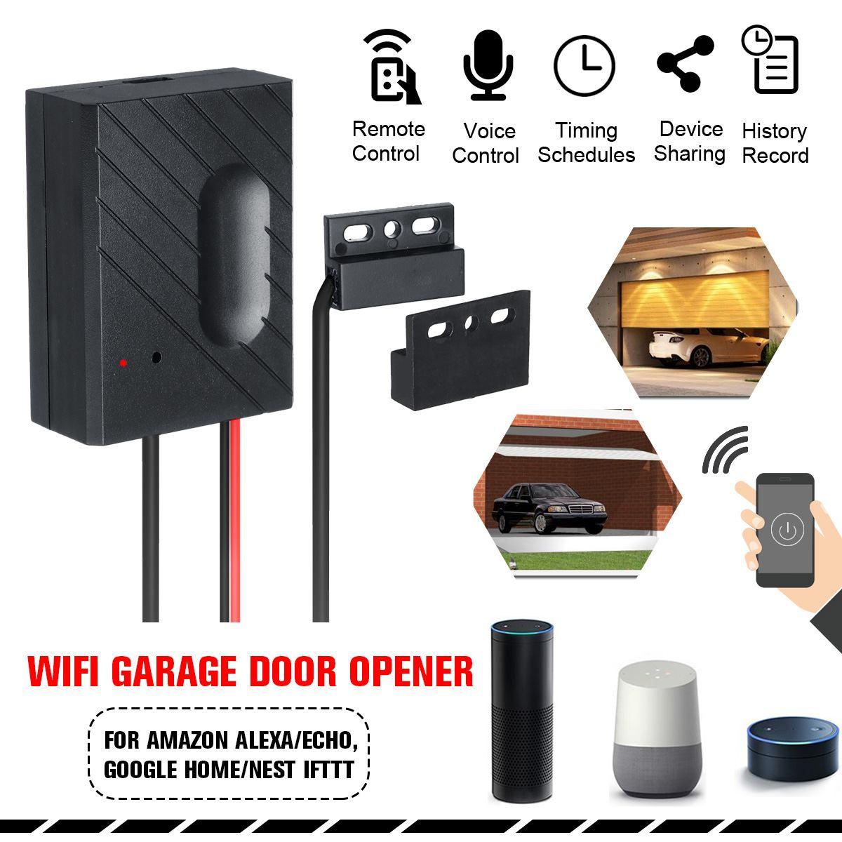 Enerna IoTech WiFi Smart Switch Garage Door Controller
