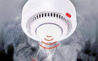 Enerna IoTech WiFi Smart Smoke Fire Alarm Detector
