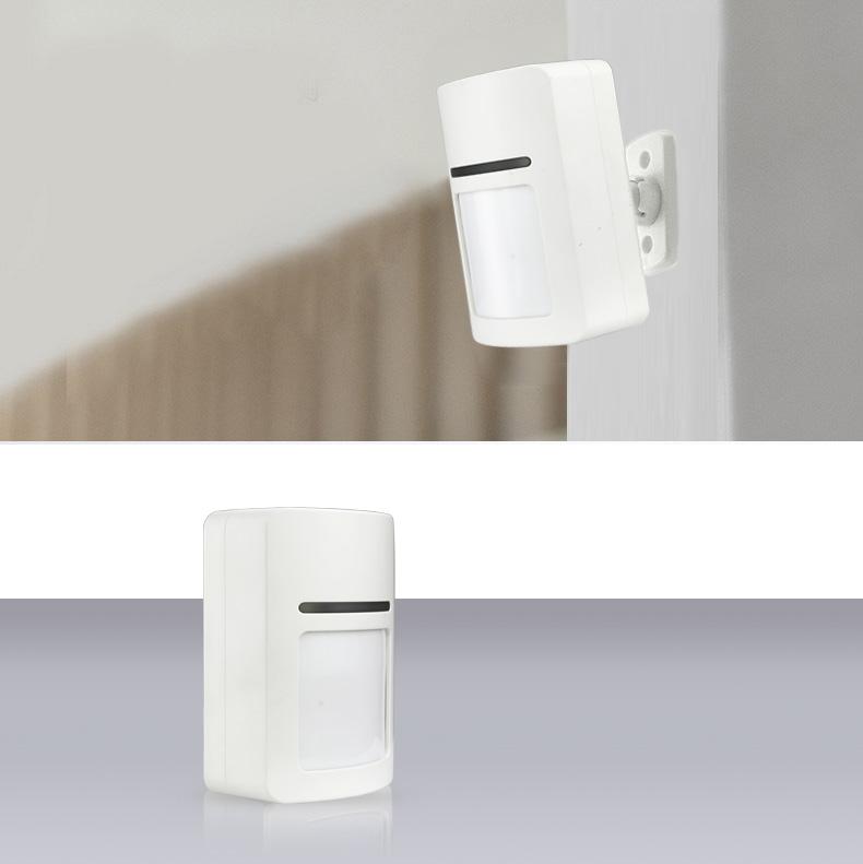 Enerna IoTech Wireless Smart Security House Burglar Alarm Kit