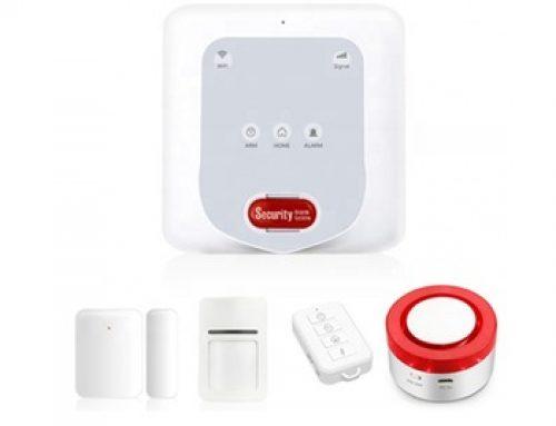 GSM WiFi Zigbee smart home alarm extend wireless detect distance