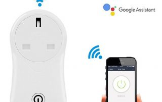 Enerna IoTech Smart Home Automation System Wireless Wifi Remote Control Power Plug Socket