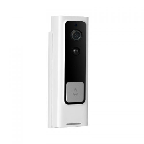 Enerna IoTech Smart Building Automation Mobile App Villas Alert Notification Pushed Real-time Monitoring Video Doorbell