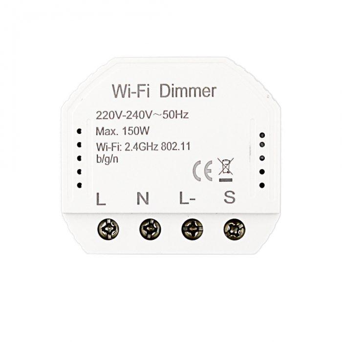 Enerna IoTech WiFi Wireless Smart Automation LED Light Dimmer Switch Module