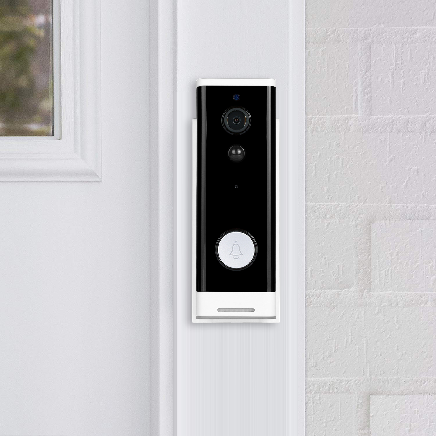 Enerna IoTech Wireless Security Video Doorbell Support TUYA APP Remote Control