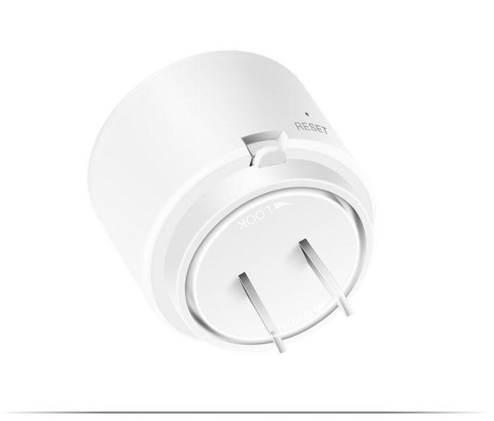 Enerna IoTech WiFi Standalone Work in Tuya Smart Gas Leakage Detector for Home Security Alarm