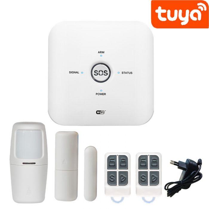 Enerna IoTech WiFi GSM Wireless Elderly Care SOS Call Alarm System