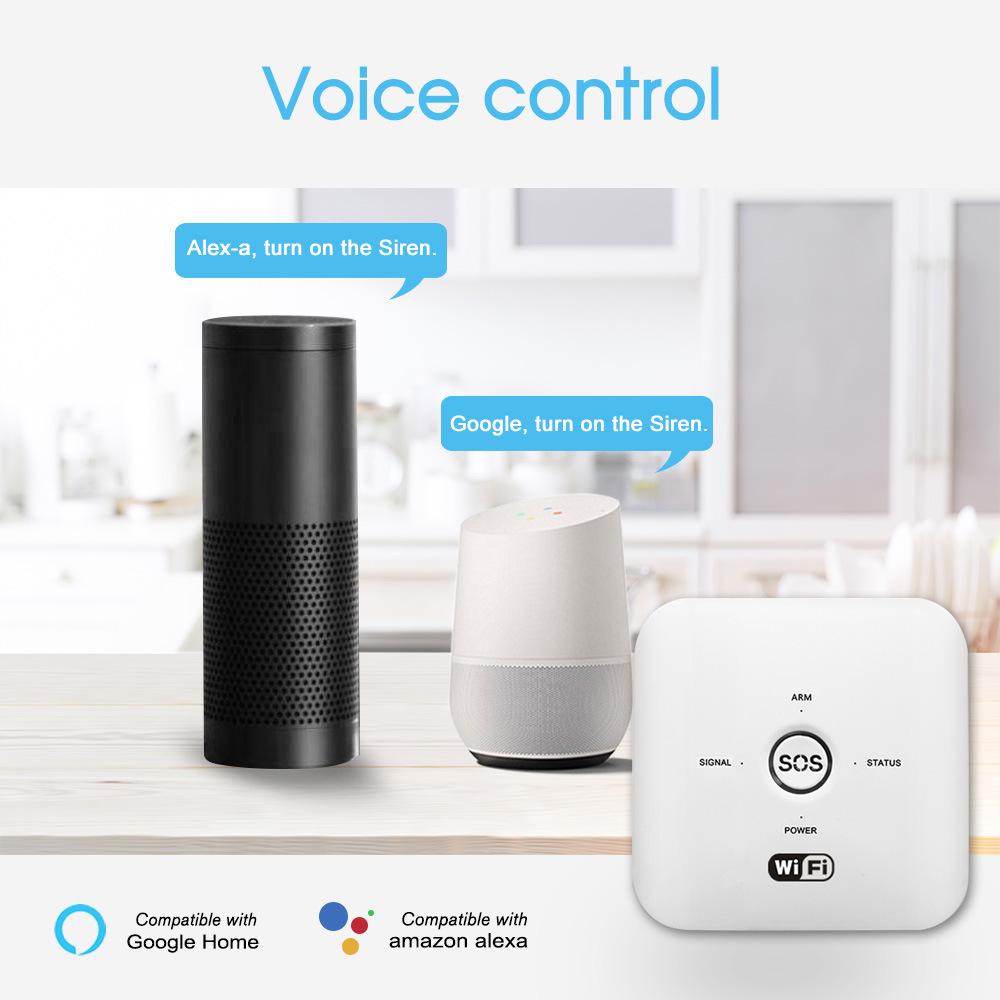 Enerna IoTech WiFi Gsm Carephone Wireless Audible Alarm