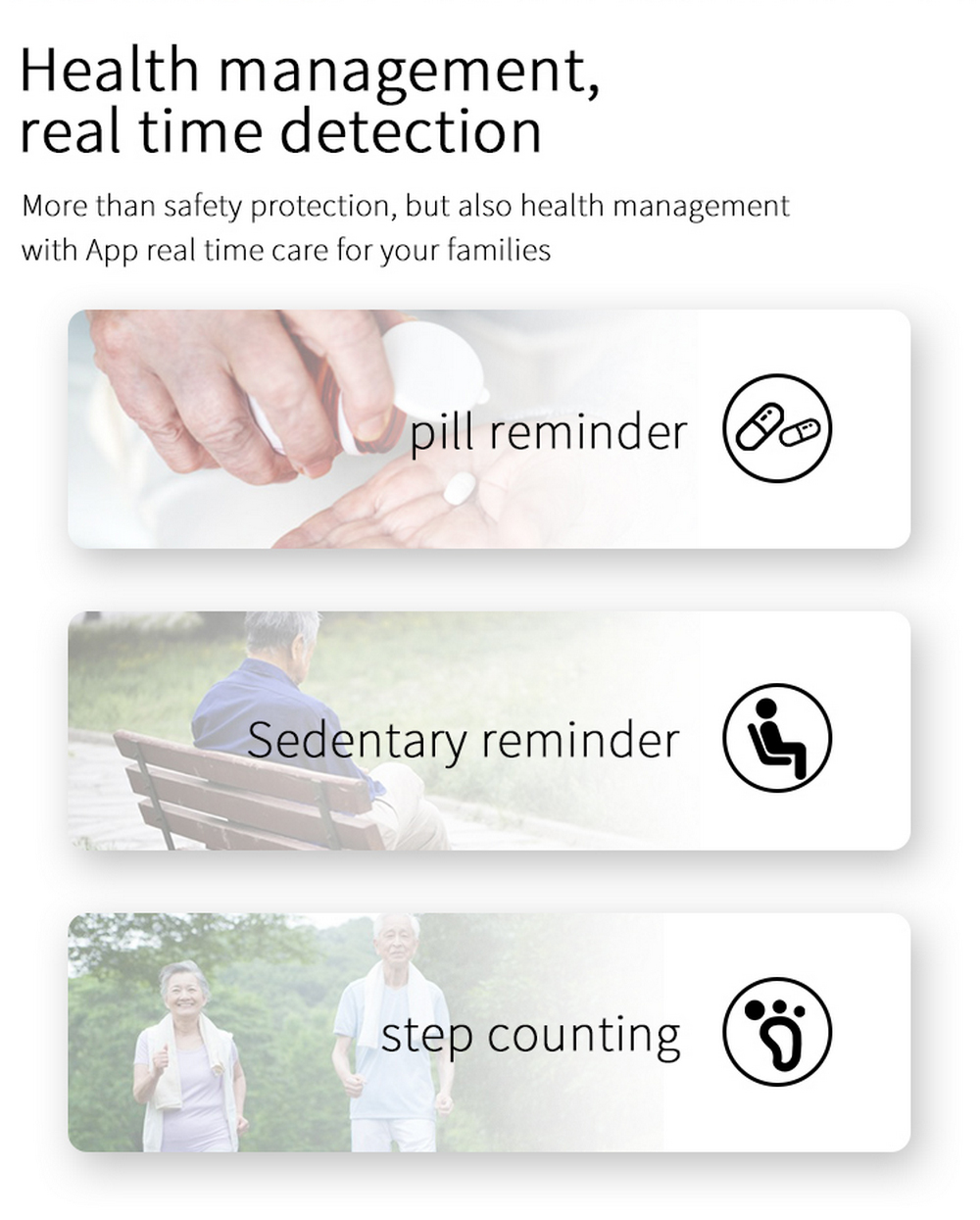 Enerna IoTech Waterproof Personal Location Tracking Gps Real Time Locator Device